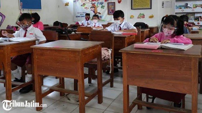 Evaluasi Sepekan Pembelajaran Tatap Muka di Kota Blitar, Orang Tua Diminta Komitmen Disiplin Prokes
