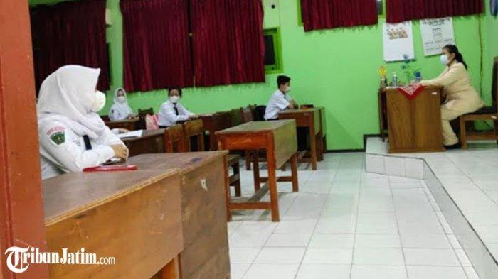 Pembelajaran Tatap Muka Pekan Kedua di Kota Blitar, Dindik Rencana Tambah 40 Sekolah Ikut Uji Coba