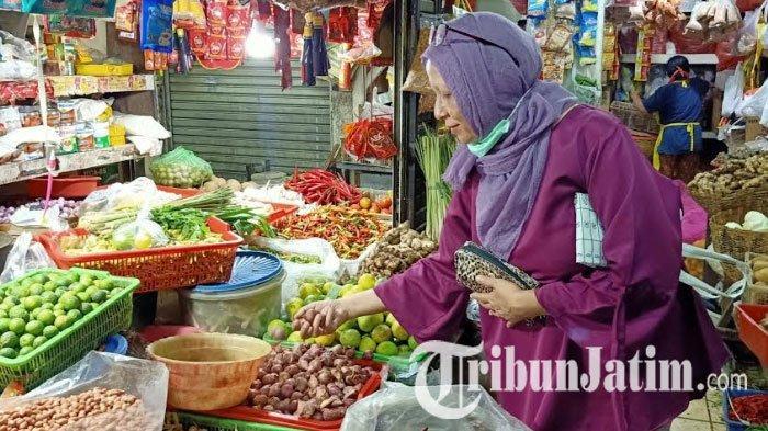 Seminggu Jelang Hari Raya Idul Adha 2020, Pemkot Surabaya Pastikan Harga Bahan Pokok Stabil