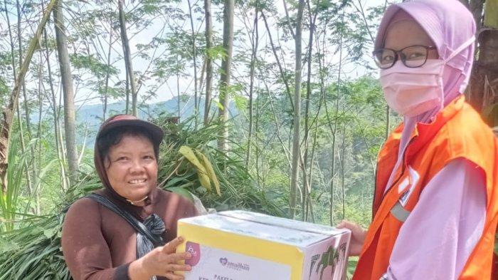 Bantu Ketahanan Pangan, Laznas LMI Serentak Bagikan Bantuan ke 23 Daerah di Jawa Timur