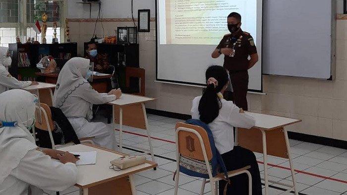 Dinas Pendidikan Gandeng Kejari Surabaya Ajarkan Generasi Muda Akan Bahaya Korupsi