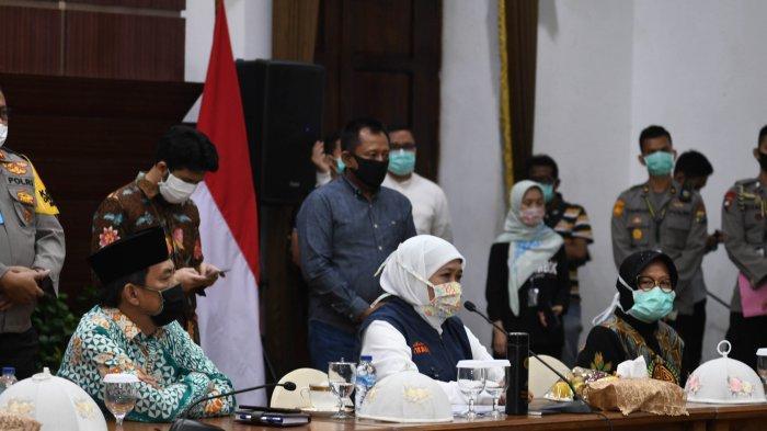 Surabaya Bakal Terapkan PSBB Cegah Sebaran Covid-19, Pemkot Segera Bahas Hal Teknisnya