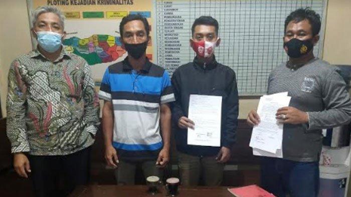 Tulis Status WhatsApp Bernada Menghina POLRI, Pemuda Desa Cinandang Mojokerto Diciduk Polisi