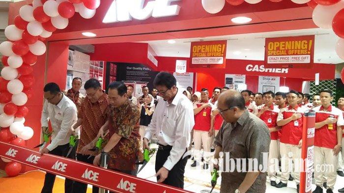 Ace Hardware Buka Gerai Baru Di Bg Junction Surabaya Ada Banyak Diskon Dan Hadiah Lho Tribun Jatim