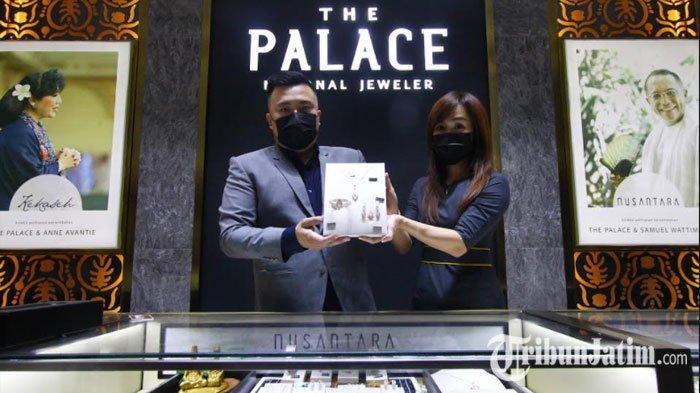 Buka Cabang Baru, The Palace National Jeweler Hadir di Kota Malang, Bawa Koleksi Perhiasan Nusantara
