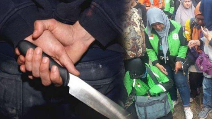 FAKTA Pembunuhan Driver Ojol Wanita, Berawal dari Ejekan 'Jelek', Pisau Disembunyikan di Balik Jaket