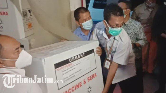 Besok, Kota Malang Mulai Melakukan Vaksinasi, Ada 13 Orang Yang Akan Divaksin