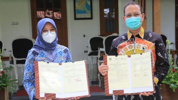 Pemkab Banyuwangi dan BI Berkolaborasi Pengembangan Beras dan Batik