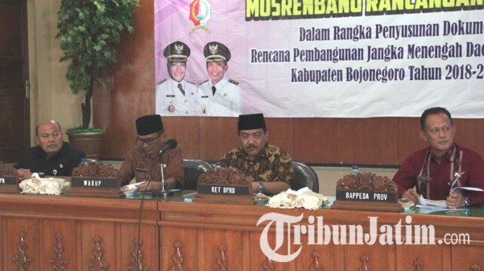 Hasil Musrenbang RPJMD Bojonegoro, Usung Tujuh Misi untuk Wujudkan Kesejahteraan