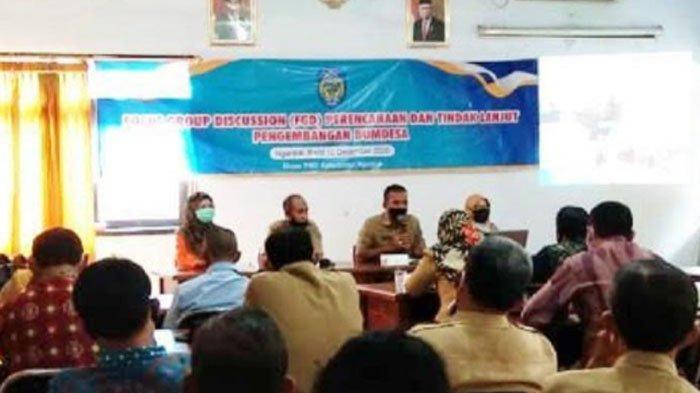 Pemkab Nganjuk Intensif Dorong Perkembangkan BUMDes untuk Peningkatan Kesejahteraan Masyarakat Desa