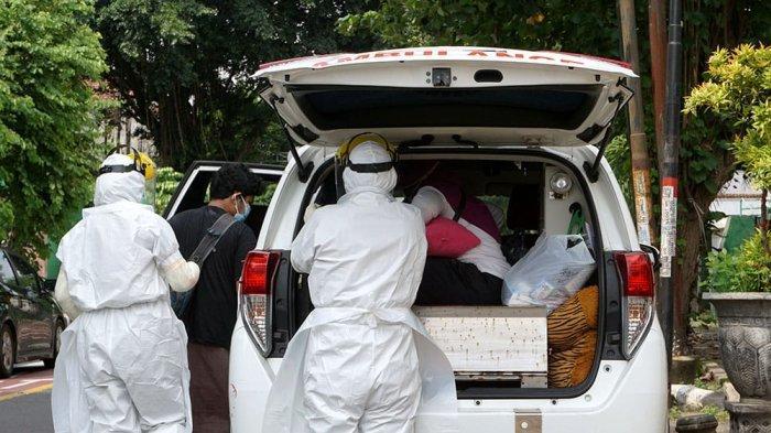 Kasus Covid Melonjak, Pemkot Kediri Rekrut Relawan Pemulasaraan Jenazah dan Sopir Ambulans