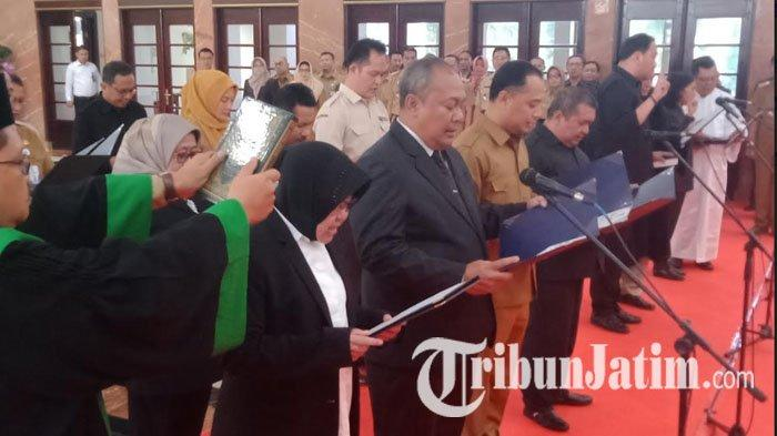 Aset YKP Kembali ke Tangan Pemkot Surabaya, Langsung Ambil Sumpah Pada Formatur Kepengurusan YKP