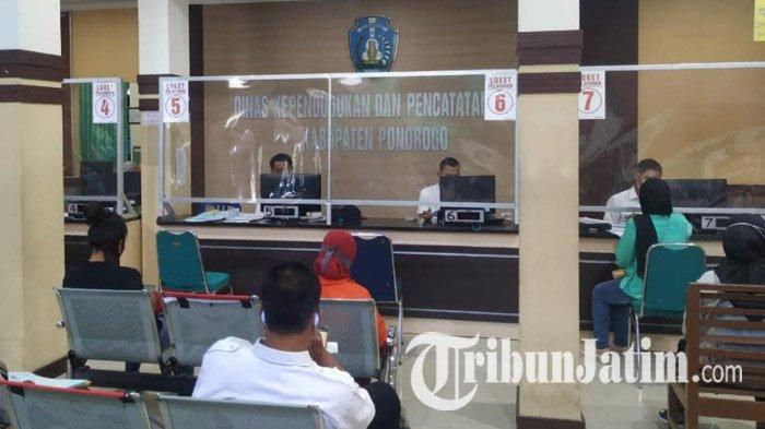 Undang 7 Ribu Penduduk Rekam KTP-El, Dinas Dukcapil Ponorogo Jamin Tak Ada Penumpukan Massa