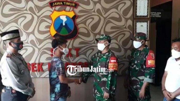 Pemuda yang Serang Anggota TNI di Sumenep Akhirnya Minta Maaf, Akui Khilaf