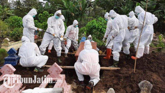 Bekerja Enam Bulan, Tim Pemakaman Jenazah Covid-19 di Jember Belum Dibayar
