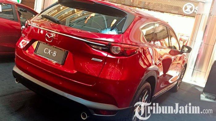 Meluncur di Surabaya, Mazda CX-8 Hadir dengan Tampilan Premium Dibanderol Mulai Rp 670 Jutaan