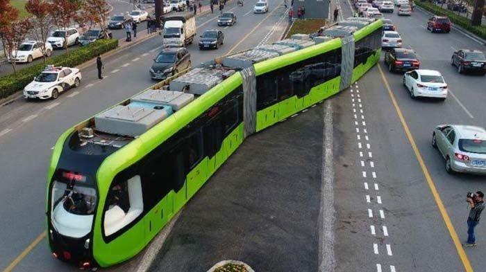 Gantikan Trem dan LRT, Muncul Wacana Soal Pembangunan ART di Surabaya
