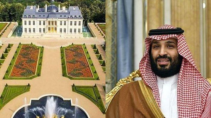 Mengintip Rumah Pangeran Arab Pemilik Baru Newcastle United, Ada Bioskop hingga Akuarium Raksasa