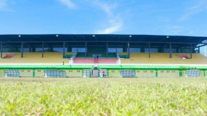 Stadion Gelora BJ Habibie Jadi Markas PSM Makassar, Penyebabnya Stadion Mattoanging Sudah Rata Tanah