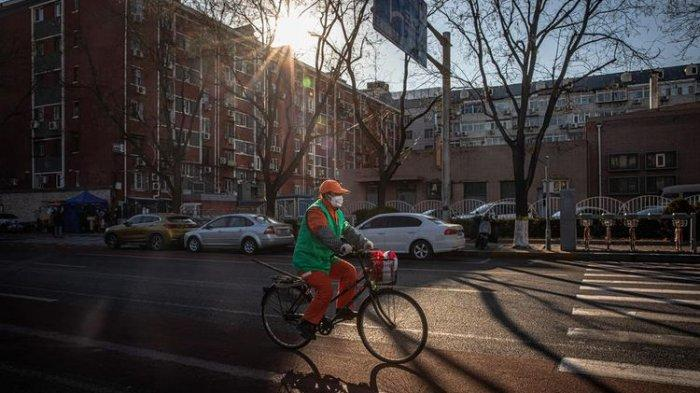 Penampakkan Kota-kota di China, Korea Selatan dan Italia yang Dikarantina karena Virus Corona