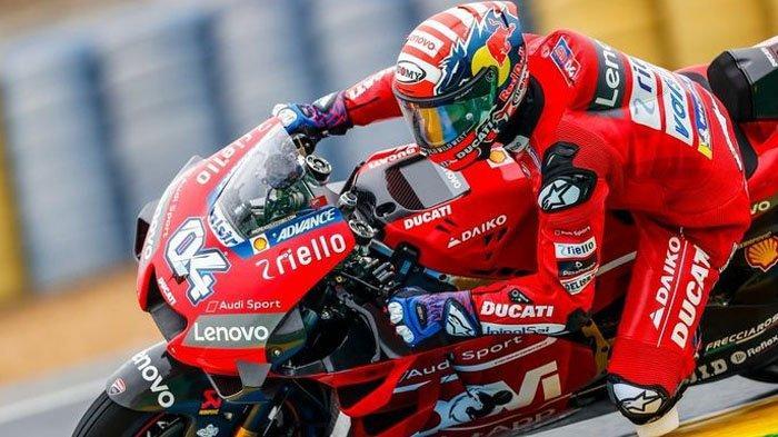 Soal Insiden, Andrea Dovizioso Sebut Jorge Lorenzo Buat Kesalahan Besar Saat MotoGP Catalunya 2019