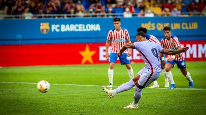 TERPOPULER BOLA: Massimiliano Coret 3 Pemain Juventus - Memphis Depay Cetak Gol Perdana di Barcelona