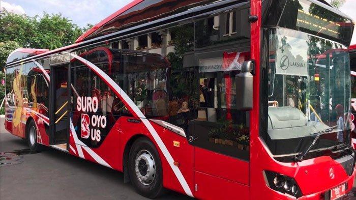 Surabaya Dapat Bantuan 126 Bus Baru dari Pusat, Pemkot Rekrut Ratusan Sopir