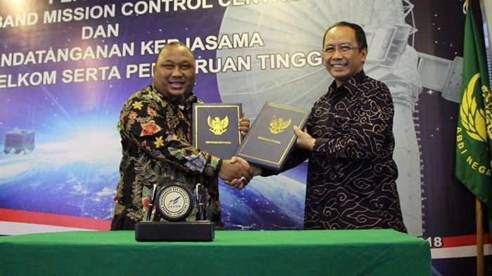ITS Surabaya Kerja Sama dengan LAPAN Kembangkan Satelit Keamanan Laut