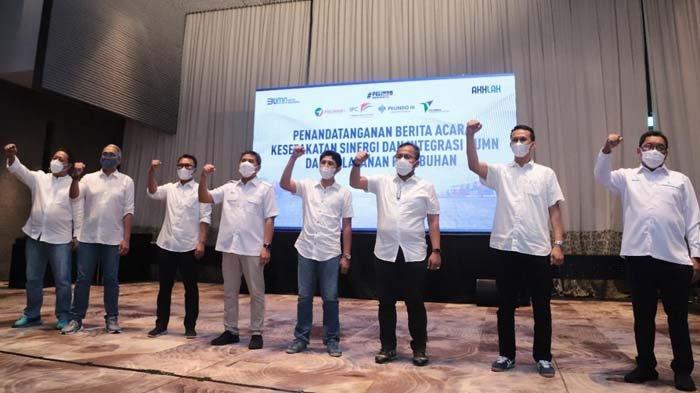 Serikat Pekerja Dukung Integrasi Pelindo, Ketua SPPI II: Ini Tidak Mudah Namun Harus Berhasil