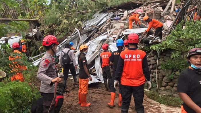 Dua Alternatif Tempat Relokasi Korban Tanah Longsor di Nganjuk, Lahan Dinas PUPR atau Perhutani