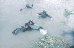 BREAKING NEWS: 3 Siswa SMP Sidoarjo Tenggelam di Kali Pucang, 1 Korban Lagi Ditemukan Tewas