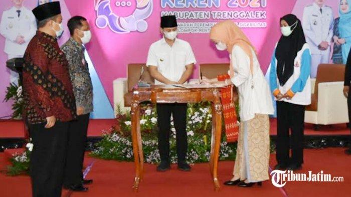 Kabupaten Trenggalek Deklarasikan Pencegahan Perkawinan Anak: Berdampak Negatif Bagi Tumbuh Kembang