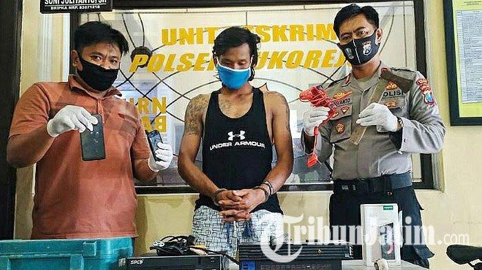 Pria Pasuruan Kaget Dicokok Polisi saat Tidur, Ternyata Embat Sepeda Tetangga, Kedok Terkuak dari FB