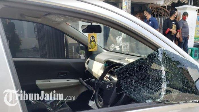 Polisi Dalami Pencurian Modus Pecah Kaca Mobil di Ponorogo, Amankan Barang Bukti Rekaman CCTV