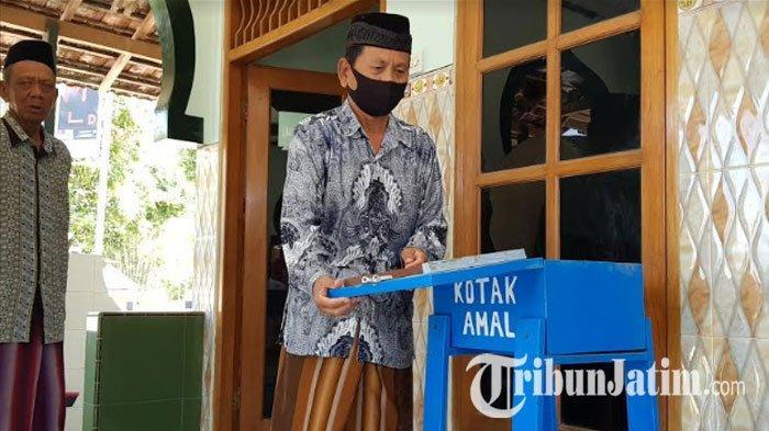 3 Masjid di Kabupaten Magetan Disatroni Pencuri Kotak Amal, Bikin Resah, Sajadah Baru Juga Diembat