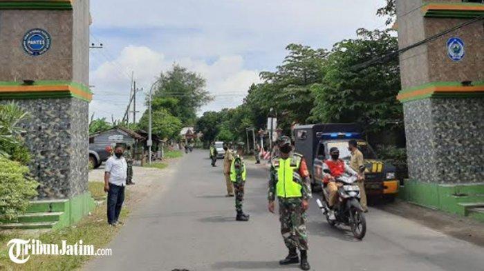 Optimis Wujudkan Zona Hijau, 284 Satlinmas Disebar di Desa dan Kelurahan Kabupaten Nganjuk