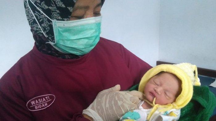Dibungkus Daun Pisang, Bayi Perempuan Ditemukan di Pekarangan Belakang Rumah Warga Blitar