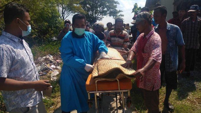 Penemuan jenazah warga Surabaya di Lamongan.