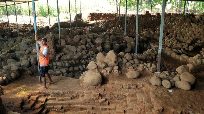 Akhirnya Ditemukan Istana Bhre Wengker Diduga Bagian Kota Raja Kerajaan Majapahit