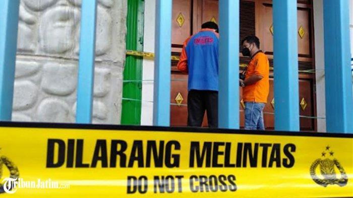 BREAKING NEWS - Petani Desa Bumirejo Ditemukan Tewas Bersimbah Darah di Rumah Anak Kandung