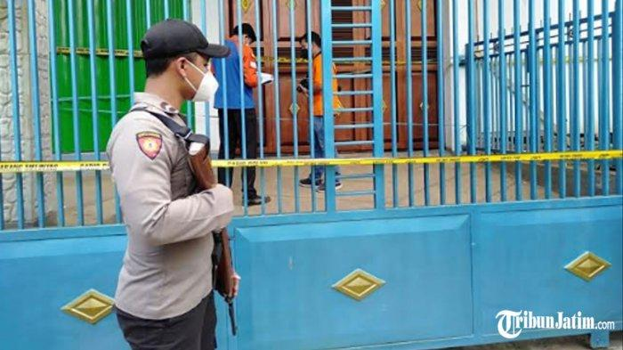 Diam Seribu Bahasa Anak Bunuh Ayah Kandung Masuki Tahanan Polres Malang, Pelaku Alami Gangguan Jiwa?