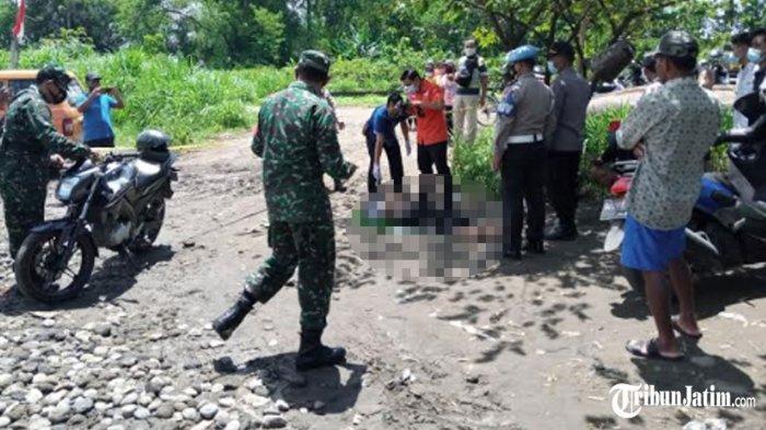 Kail Pemancing Sungai Brantas Nyangkut di Mayat Tanpa Identitas: Tangan Kanan Ada Tato Bulan Sabit
