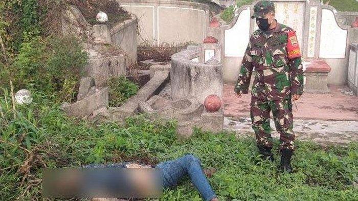 Terjawab Kasus Mayat Busuk di Kuburan Cina, Tewas Bercinta Sejenis: 'Jijik', Pelaku Tak Habis Pikir