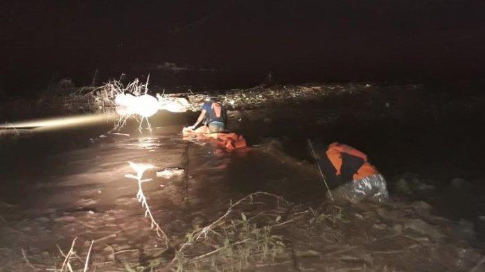 Mayat Wanita Tanpa Identitas Ditemukan di Sungai Bengawan Solo