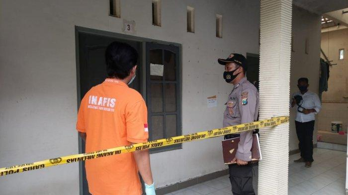 Mengeluh Sakit Perut Tak Bisa BAB, Pria Asal Jakarta Tewas di Kamar Kost Pare Kediri