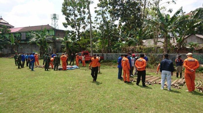 Aksi Siaga Bencana, Kodim 0833/Kota Malang Dan BPBD Kota Malang Gelar Latihan Bersama