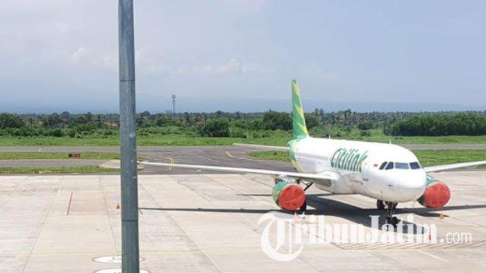 Tujuh Penerbangan Terimbas Akibat Bandara Banyuwangi Ditutup Sementara Lagi