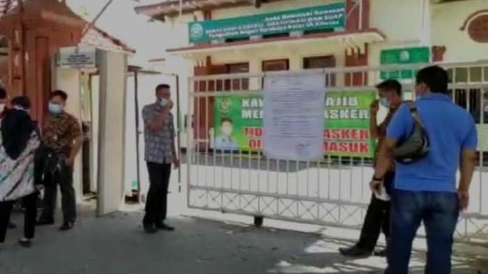 Masa Lockdown Berakhir, Pengadilan Negeri Surabaya Masih Tunggu Arahan Pimpinan