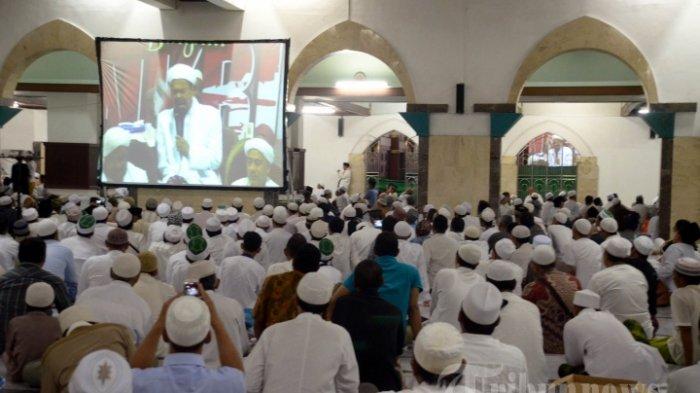 Pengajian Live Streaming Masjid Cheng Hoo Surabaya Selama Ramadan, Jemaah Bisa Tonton via YouTube