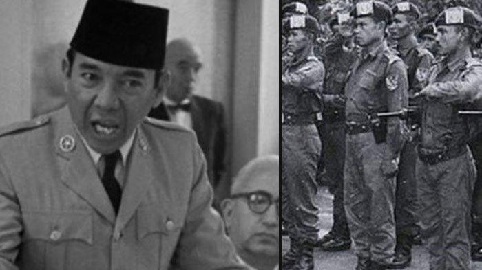 Kemurkaan Soekarno ke Cakrabirawa, Bermula dari Terbongkarnya Sosok Gadis Cantik Amerika di Istana